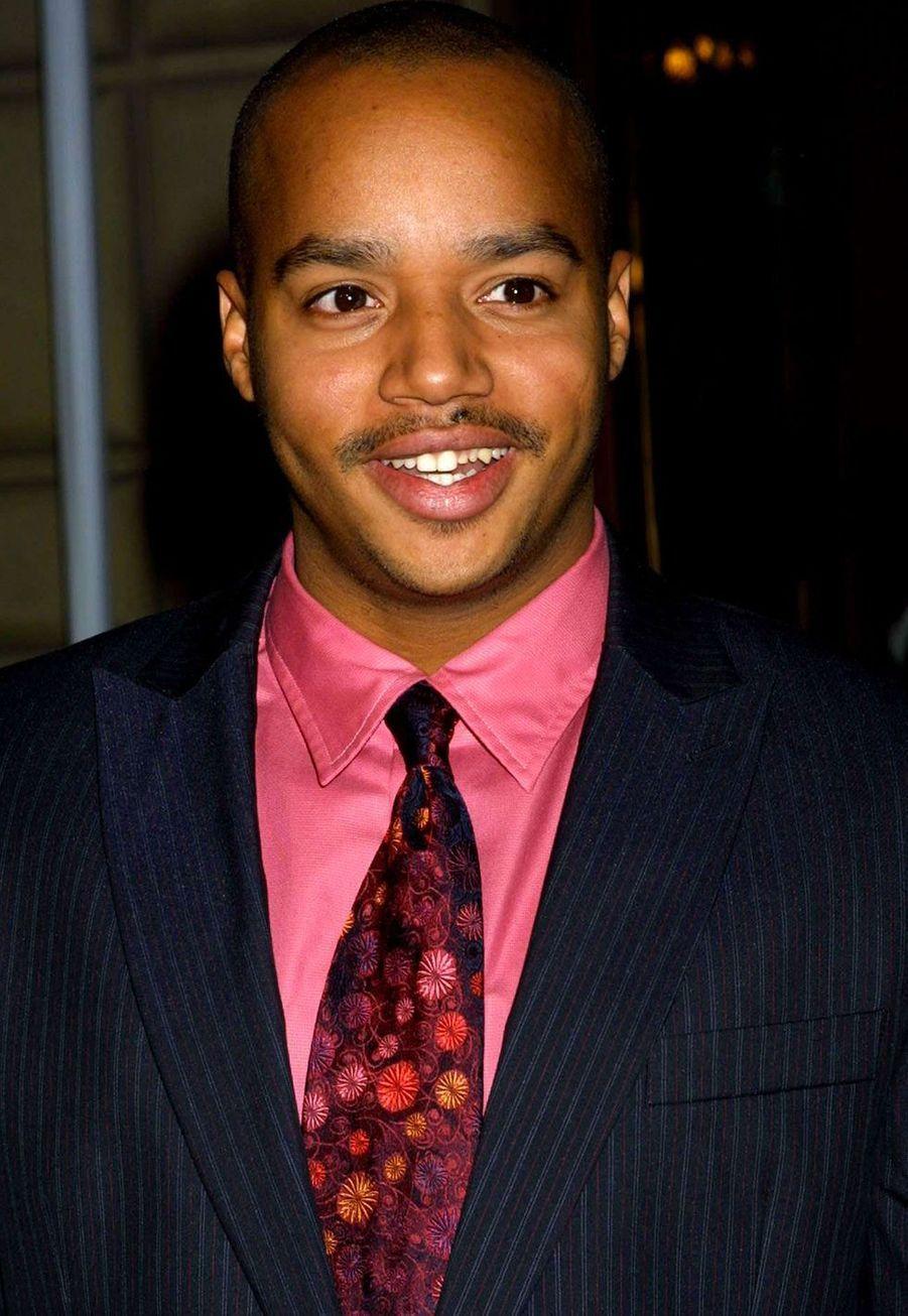 Donald Faison (Murray) en 2002