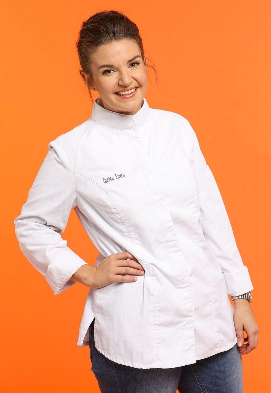 Giacinta, 25 ans, Gérante de l'hôtel Princess, Rome