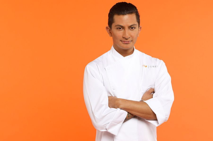 """Alexis, 28 ans, Chef gérant """"Luz Verde"""", Paris"""