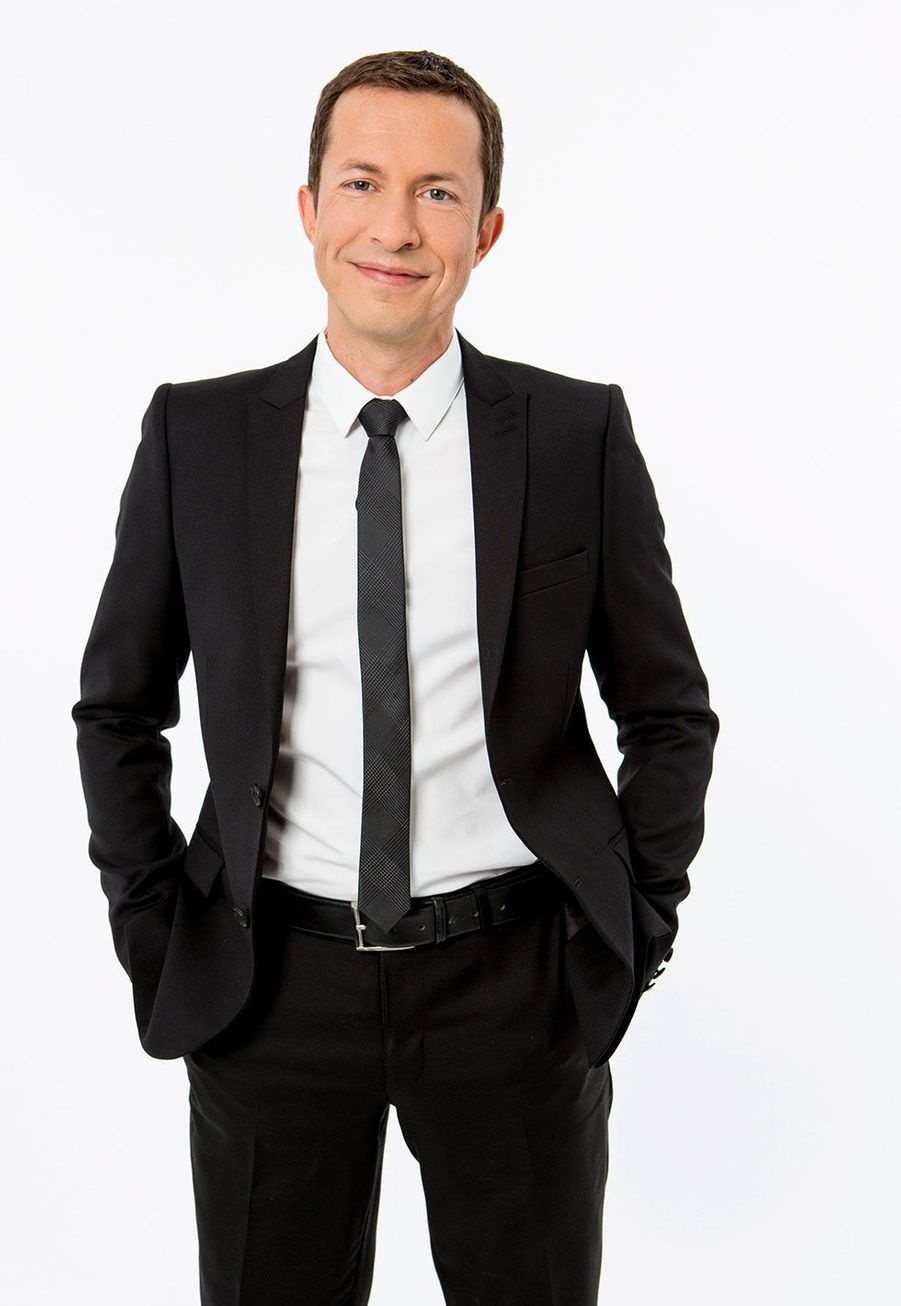 Grégoire Margotton est désormais commentateur sportif sur TF1
