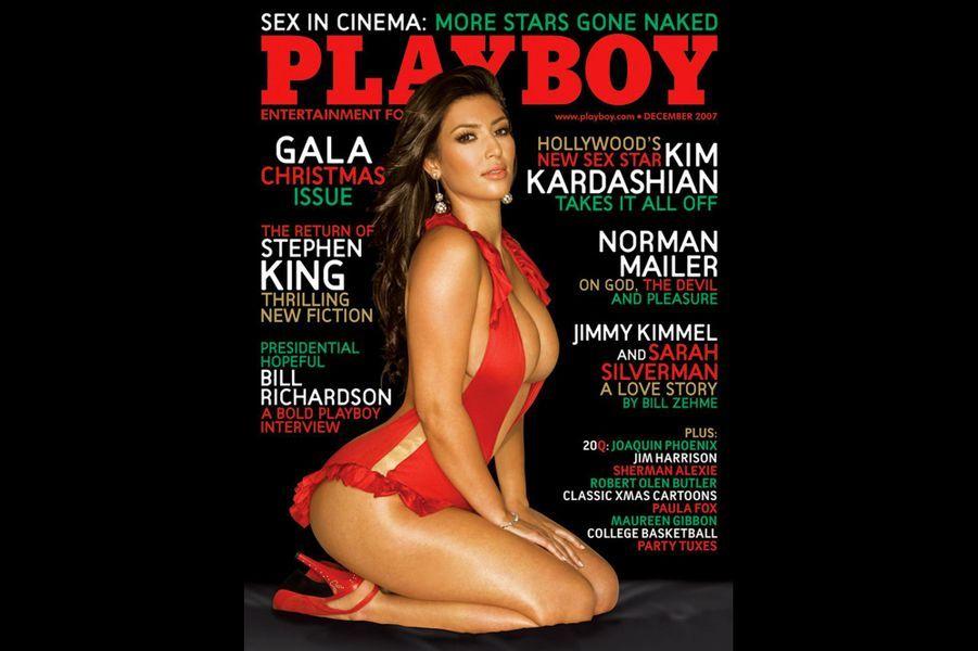 Kim Kardashian, 2007