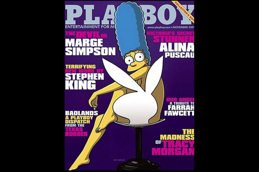 Marge Simpson, 2009