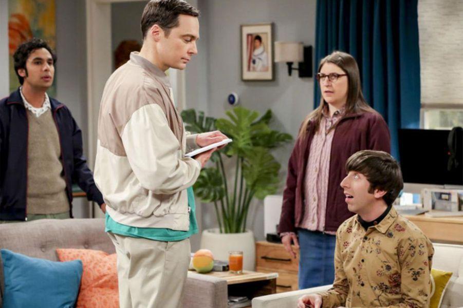"""""""The Big Bang Theory"""" saison 12"""