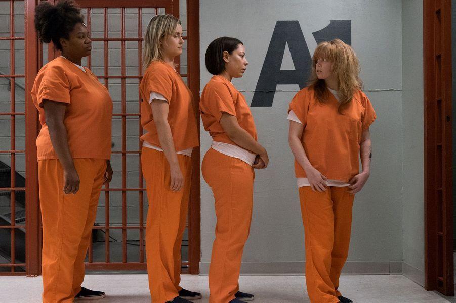 """Orange is the new black"" saison 7"