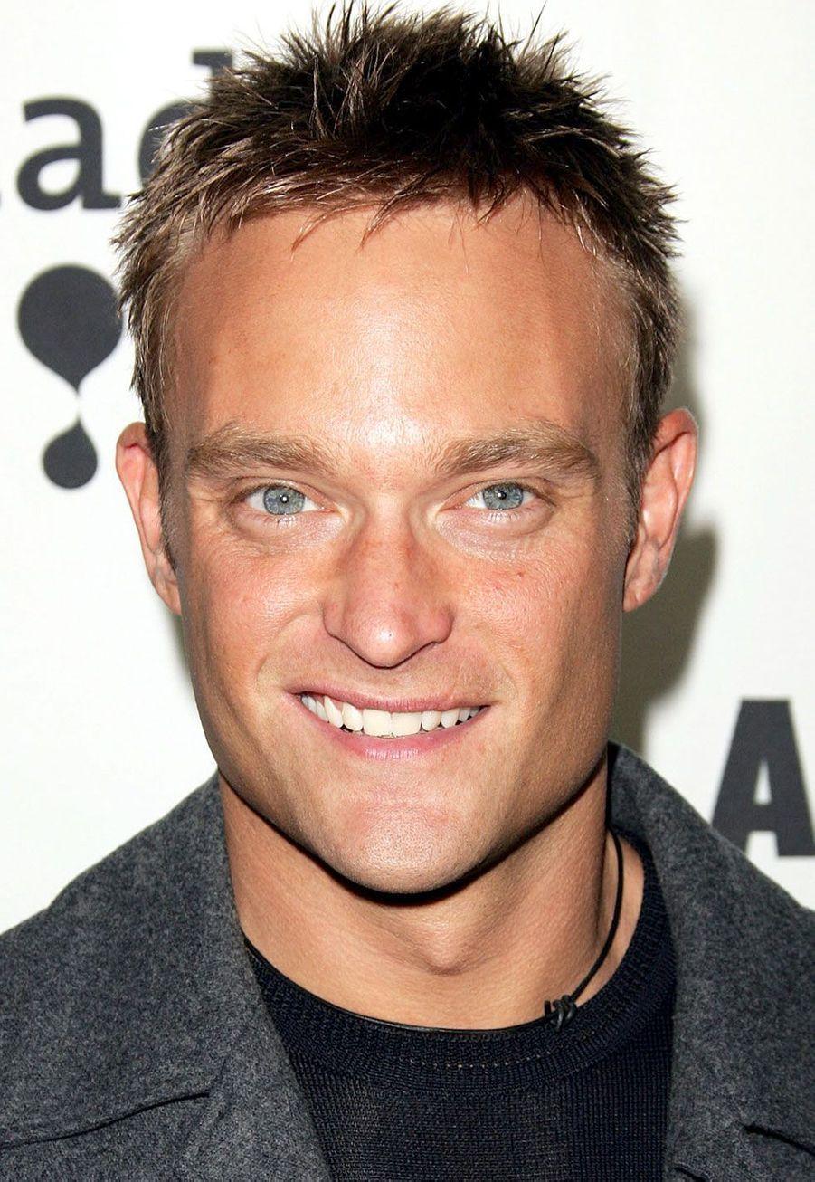 Chad Allen (Matthew) en 2005