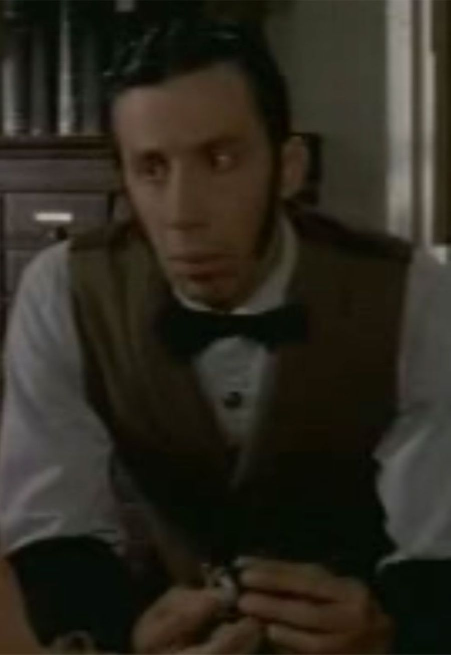 Frank Collison (Horace Bing)