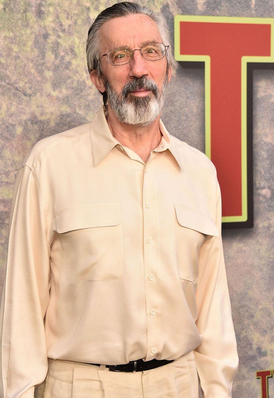 Frank Collison (Horace Bing) en 2017
