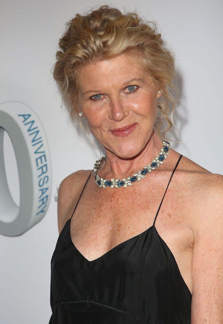 Alley Mills (Marjorie Quinn) en 2017