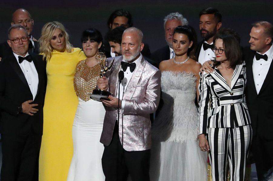 L'équipe de «The Assassination of Gianni Versace» (FX),Meilleure mini-série