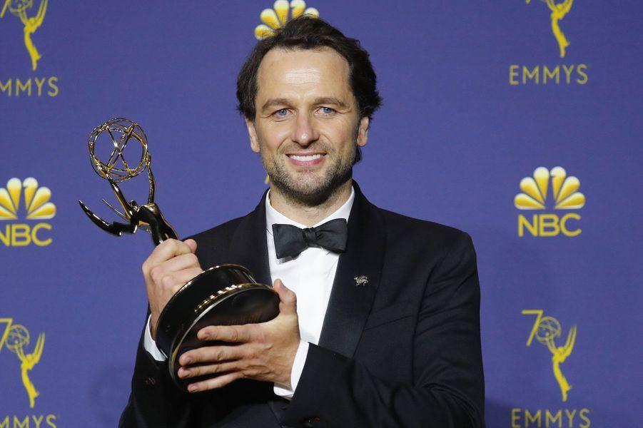 Matthew Rhys, Meilleur acteur dans une série dramatique dans «The Americans» (FX)