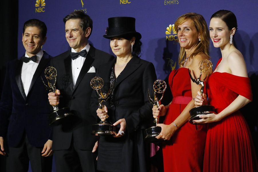 L'équipe de «La fabuleuse Mme Maisel» (Amazon), Meilleure comédie