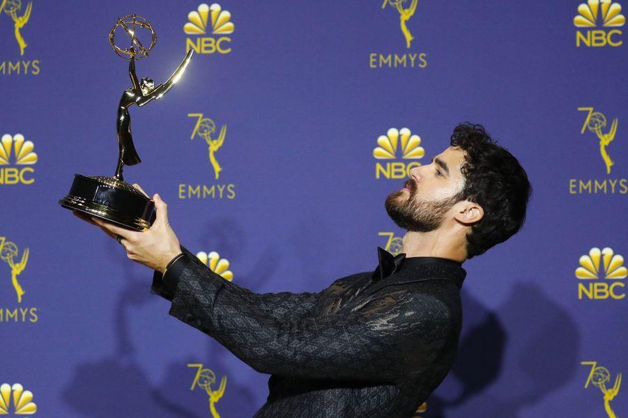 Darren Criss, Meilleur acteur dans un téléfilm ou une mini-série pour «The Assassination of Gianni Versace» (FX)