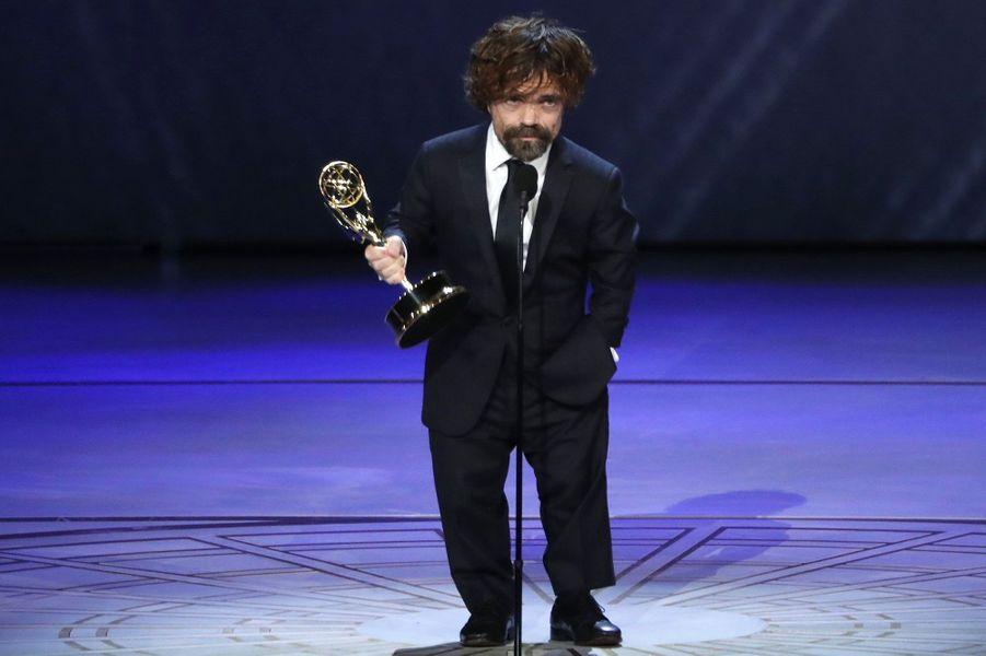 Peter Dinklage, Meilleur second rôle masculin dans une série dramatique dans «Game of Thrones» (HBO)
