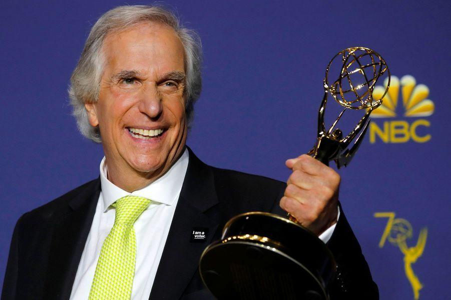 Henry Winkler, Meilleur second rôle dans une comédie dans «Barry» (HBO)
