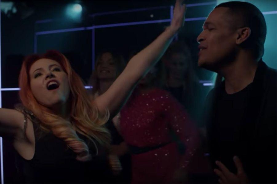 """Saint Marin : Valentina Monetta & Jimmie Wilson """"Spirit Of The Night"""""""