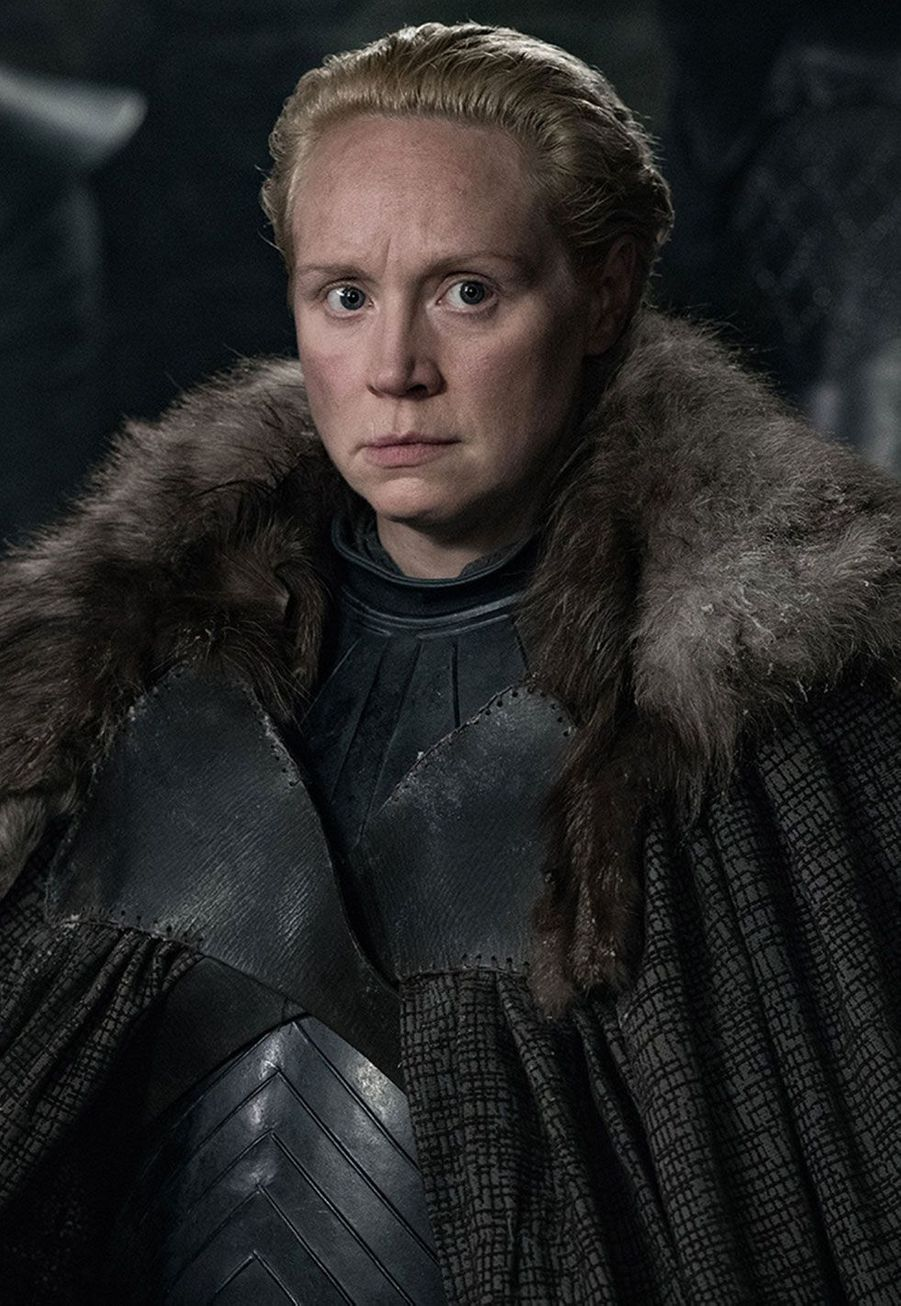 Gwendoline Christie (Brienne de Torth)