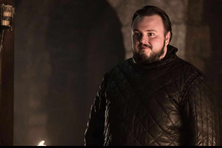 Samwell Tarly (John Bradley-West)