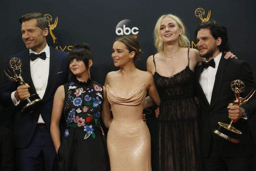 "Le casting de ""Game of Thrones"""