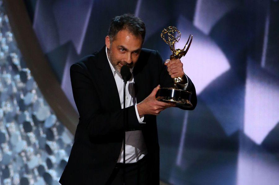 """Miguel Sapochnik a été récompensé pour la réalisation de l'épisode de """"La bataille des bâtards"""""""