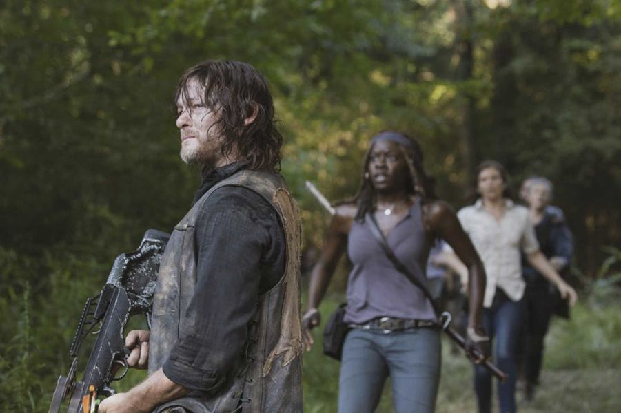 """6- """"The Walking Dead"""""""