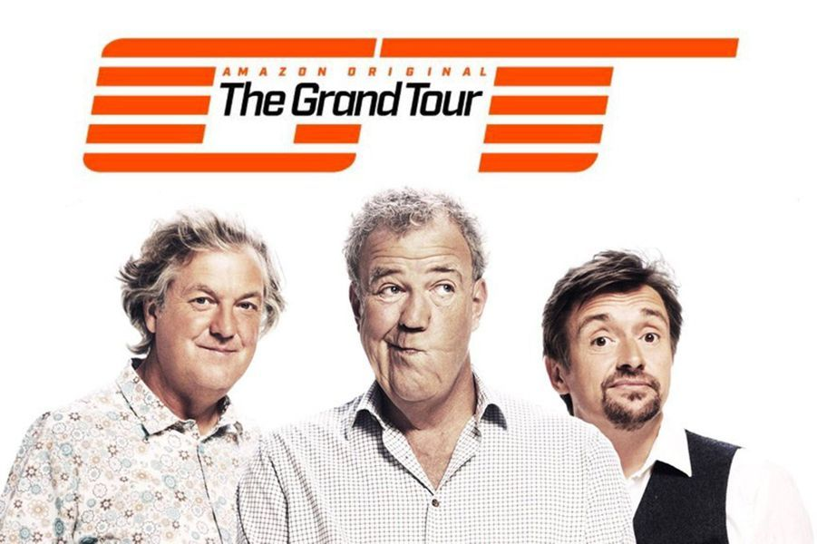 "10- L'émission ""The Grand Tour"""