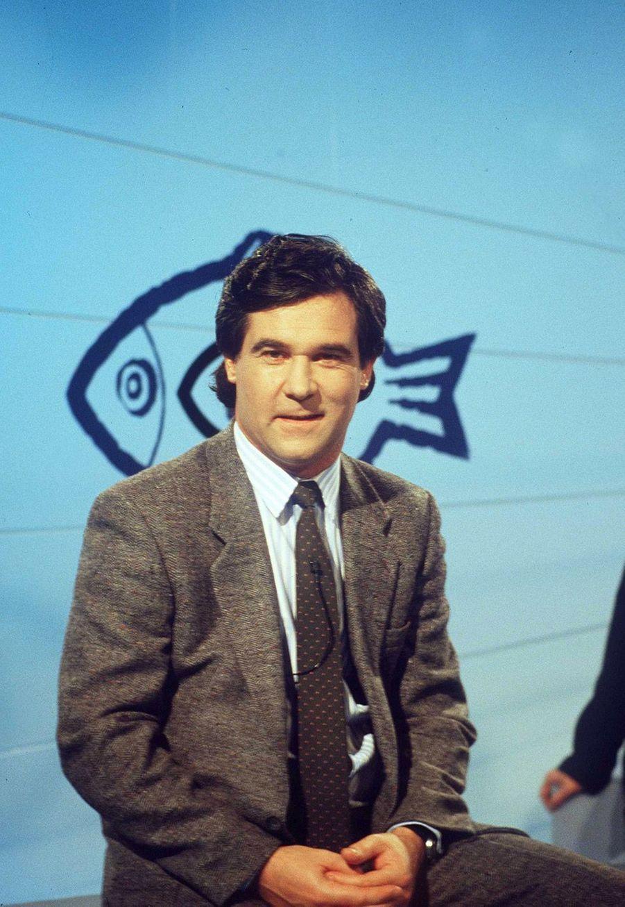 Georges Pernoud en 1985
