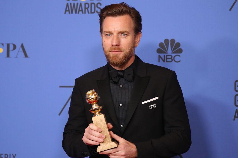 Meilleur acteur dans une mini-série : Ewan McGregor