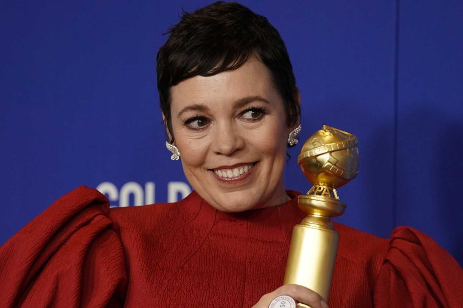 Meilleure actrice : Olivia Colman «The Crown»