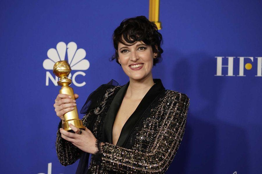Meilleure actrice dans une série comique :Phoebe Waller-Bridge «Fleabag»