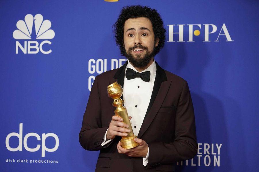 Meilleur acteur dans une série comique : Ramy Youssef «Ramy»