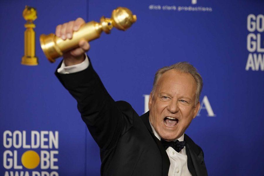 Meilleur acteur dans un second rôle dans une mini-série :Stellan Skarsgard «Chernobyl»