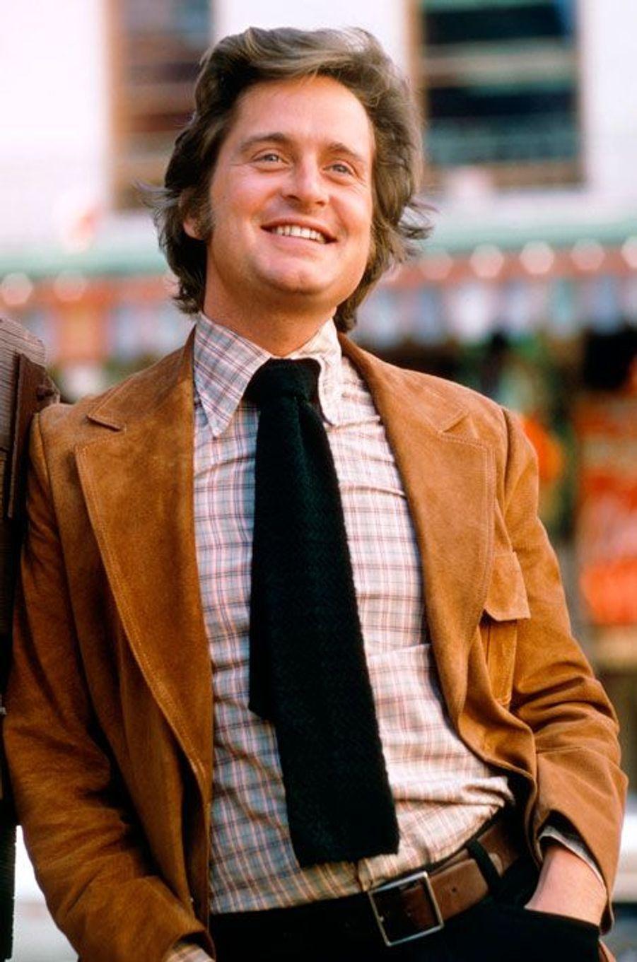 """Michael Douglas dans """"Les rues de San Francisco"""""""