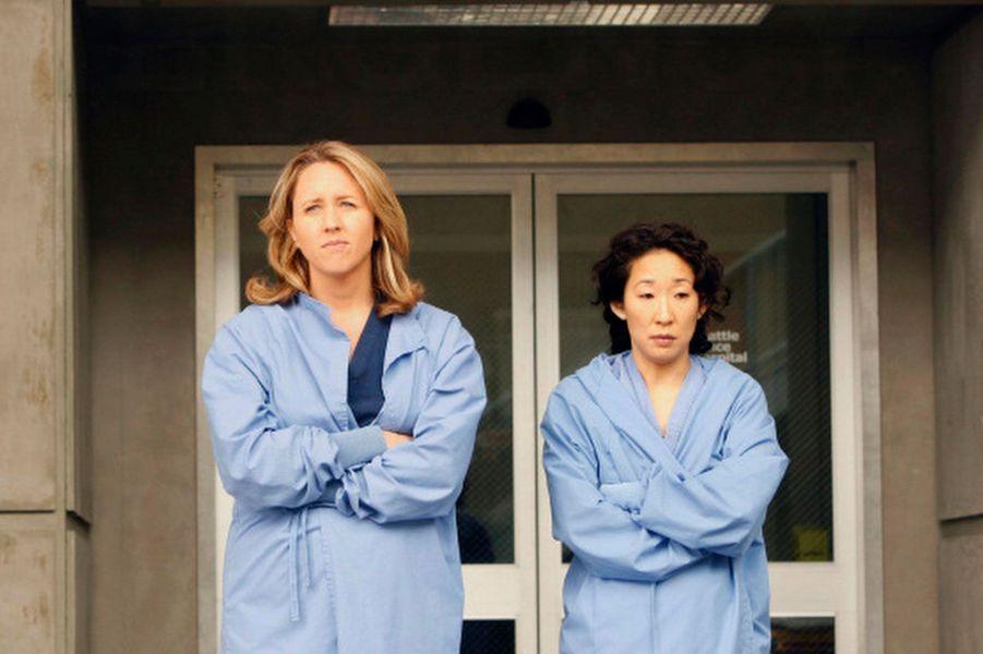 Brooke Smith (Dr. Erica Hahn)