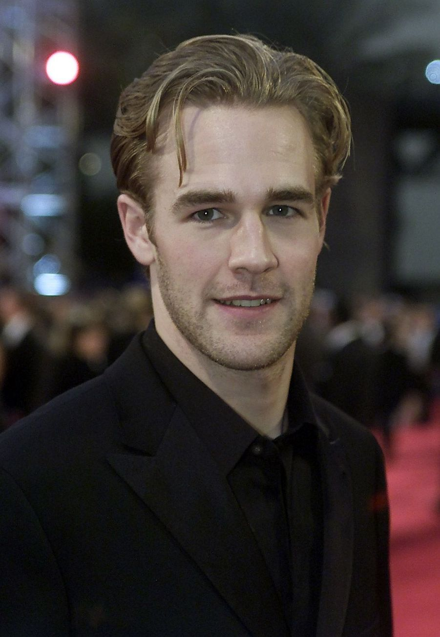 James Van Der Beek en 2001
