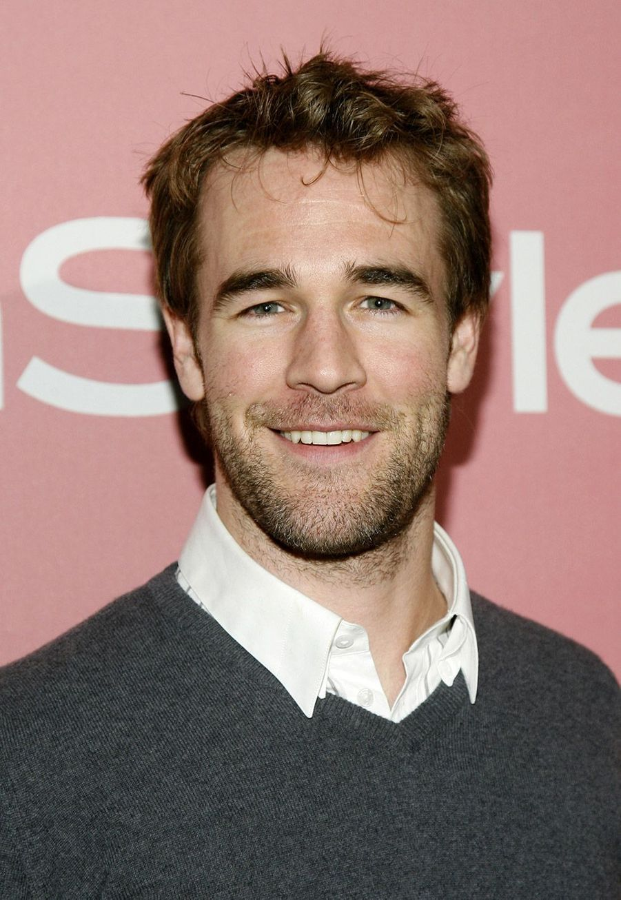 James Van Der Beek en 2009