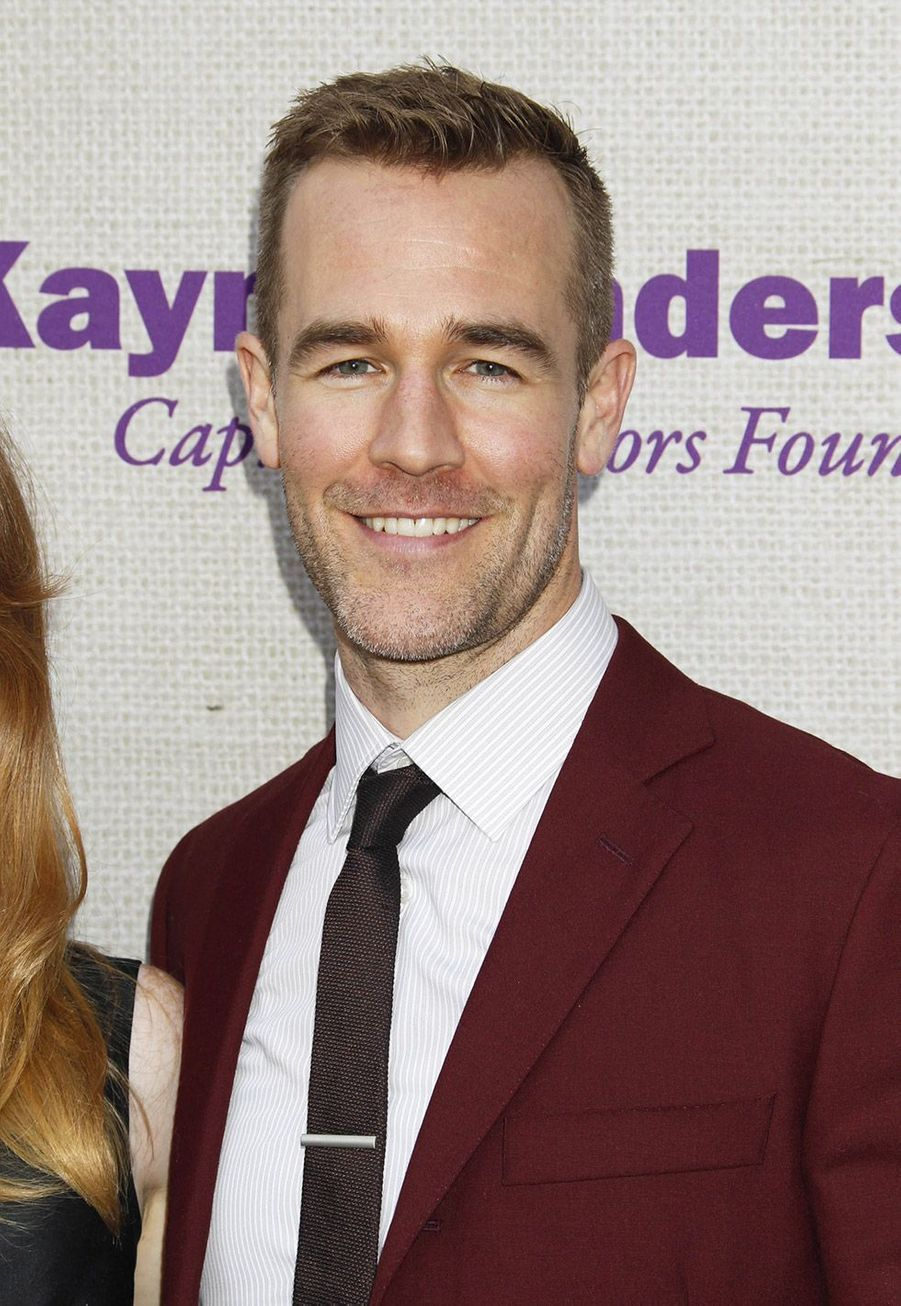 James Van Der Beek en 2015