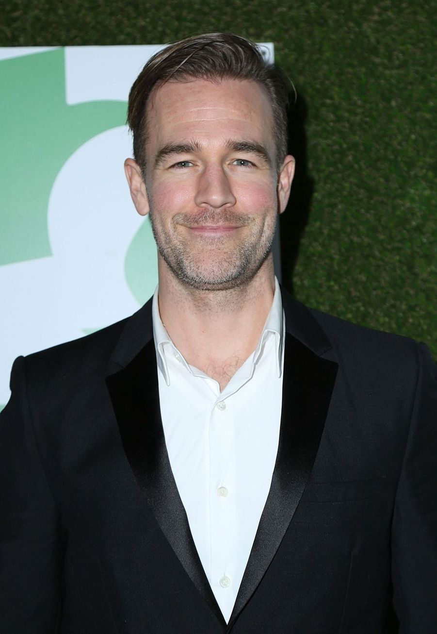 James Van Der Beek en 2017