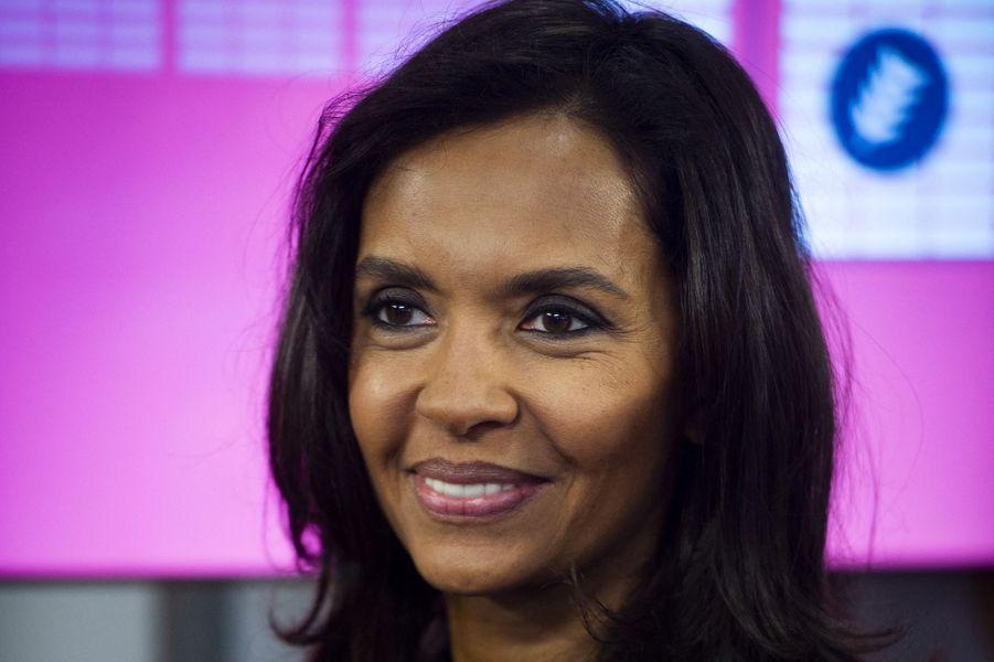 1- Karine Le Marchand (31,9% des suffrages)