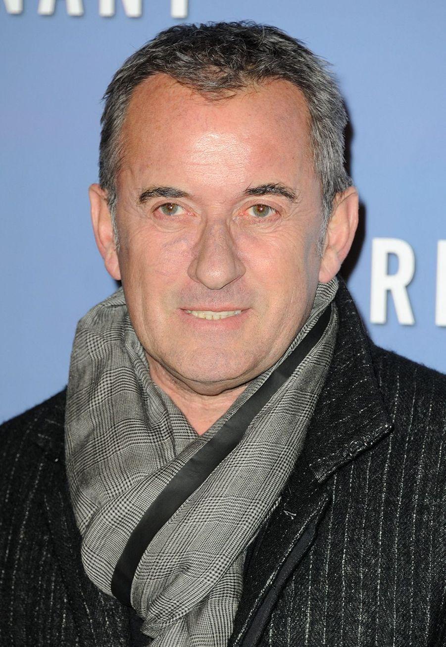 4- Christophe Dechavannes (19,2% des suffrages)