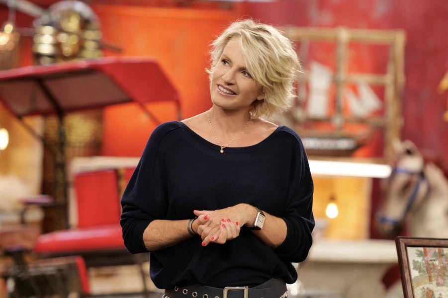 4- Sophie Davant (21,8% des suffrages)