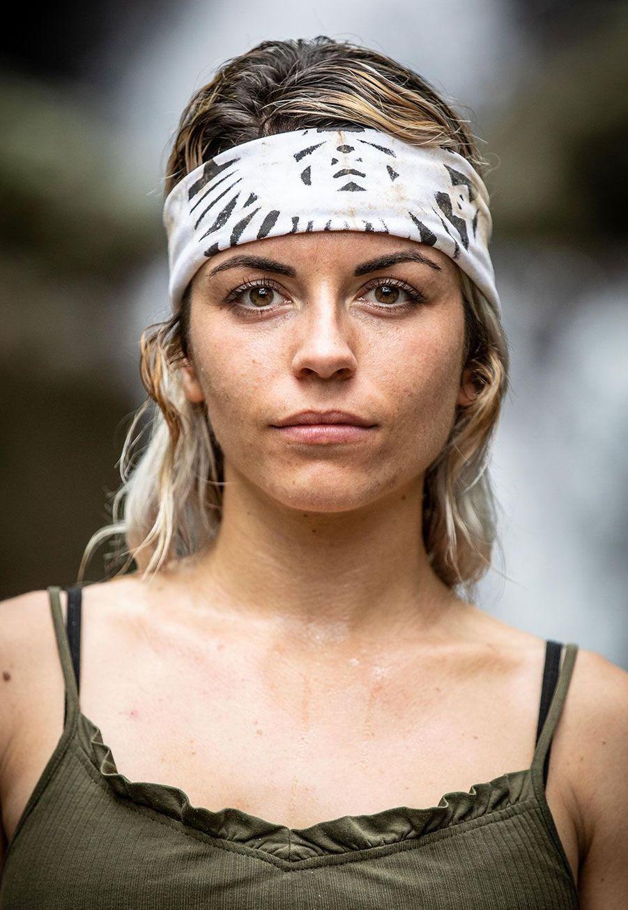Angélique, 24 ans, propriétaire d'une pizzeria, Alpes Maritimes