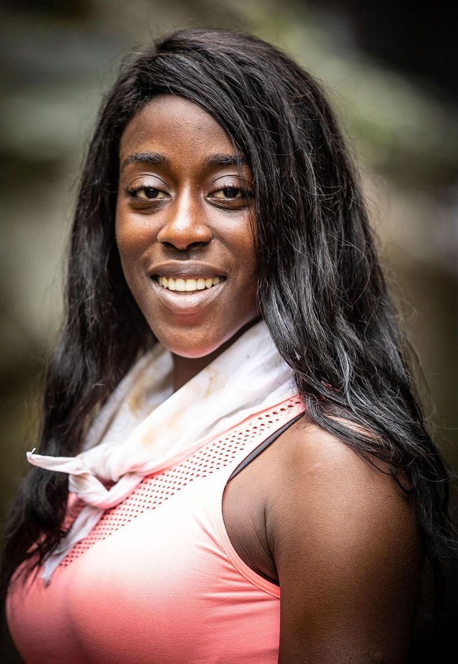 Béatrice, 28 ans, footballeuse professionnelle et styliste, Ile-et-Vilaine