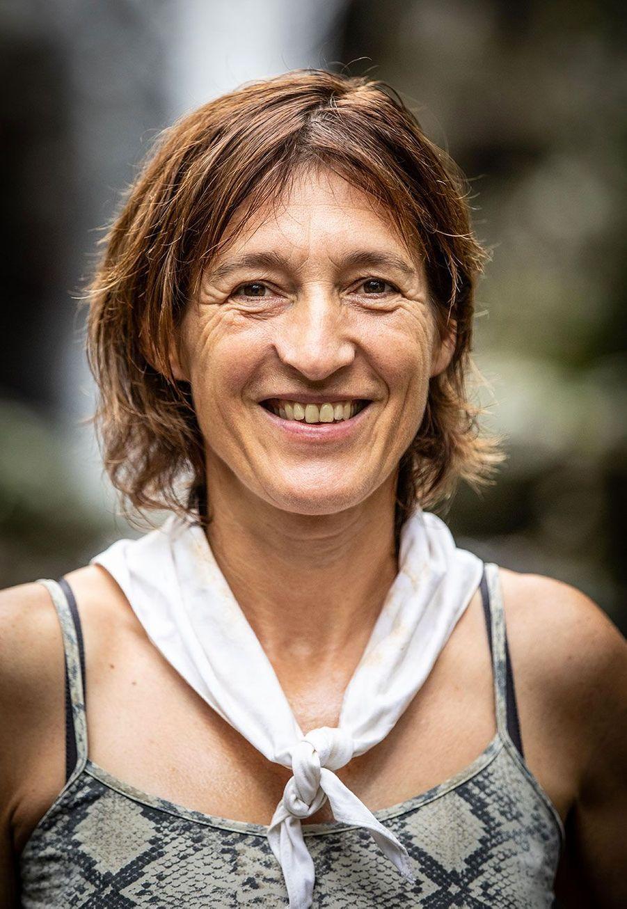 Maud, 50 ans, commerciale, Belgique