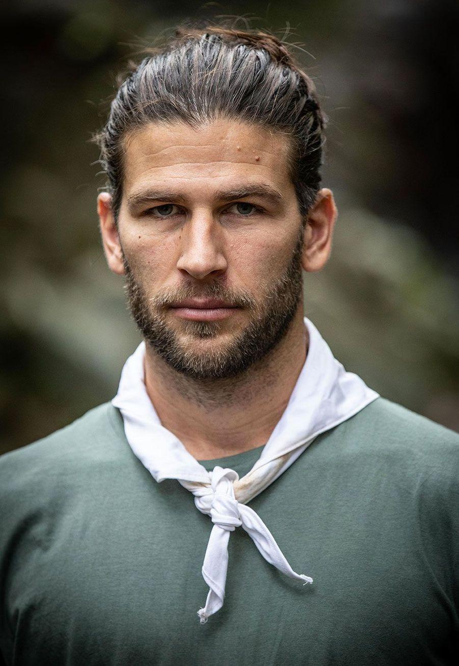 Nicolas, 35 ans, commercial, Belgique