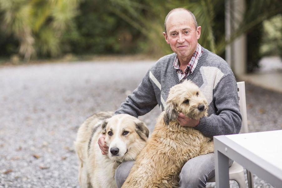 Robert, 53 ans, éleveur de vaches et de canards (Landes)
