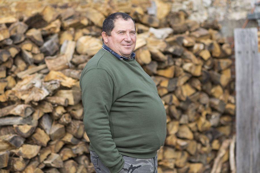Yves, 56 ans, éleveur de vaches et de brebis (Limousin)