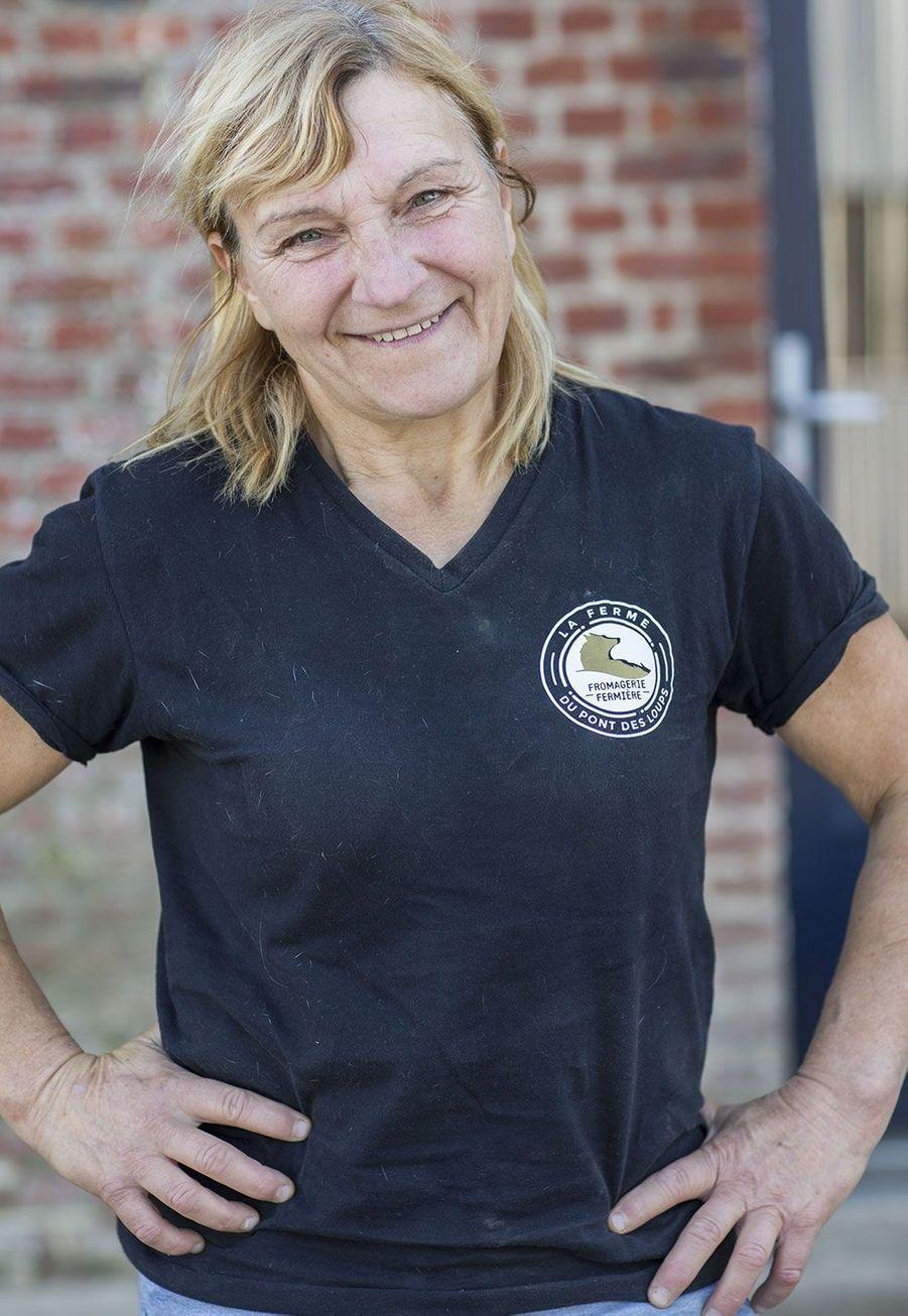 Bernadette, 57 ans, ouvrière agricole (Nord)