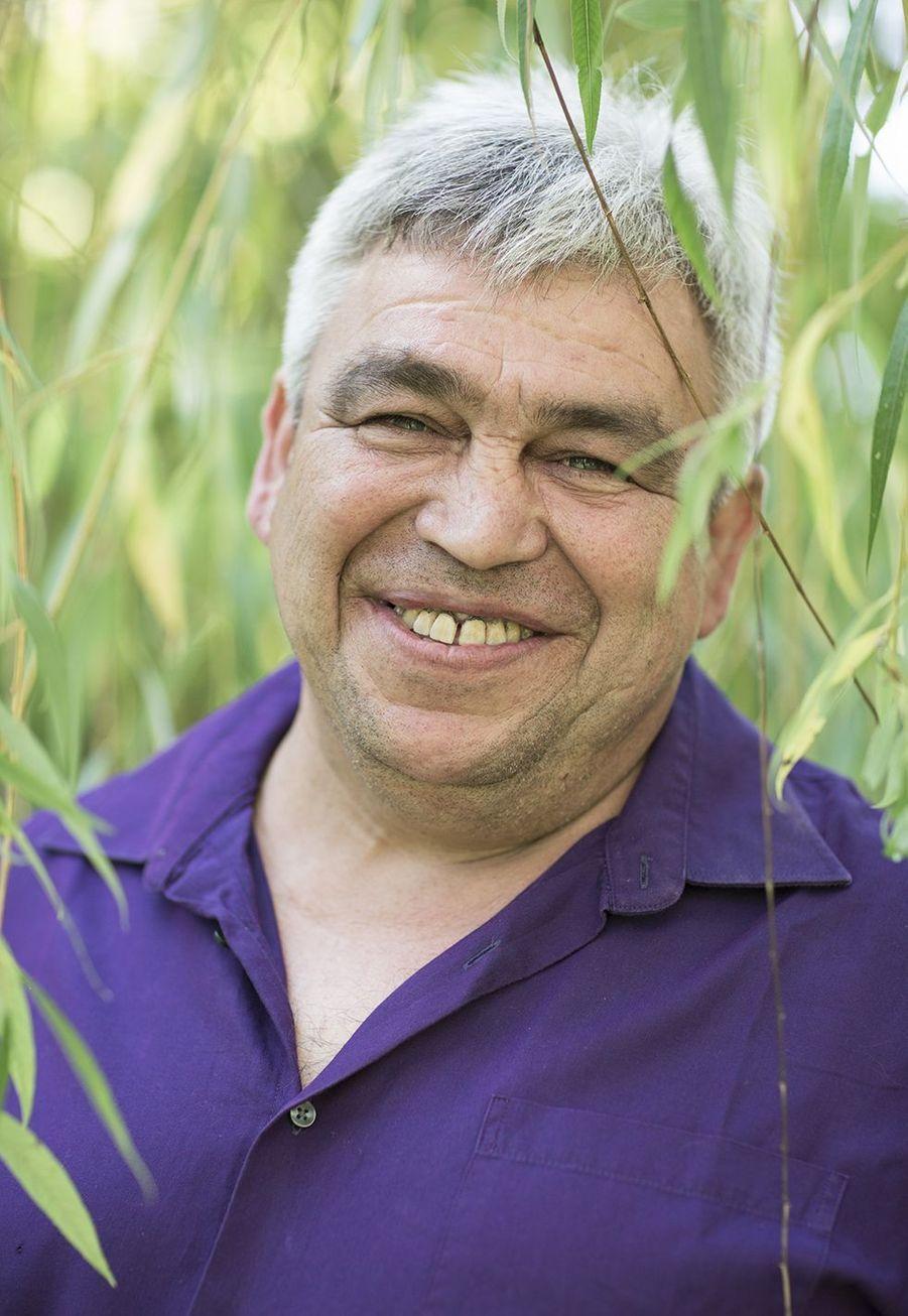 Eric, 54 ans,Éleveur de chèvres et ramoneur (Nouvelle-Aquitaine)