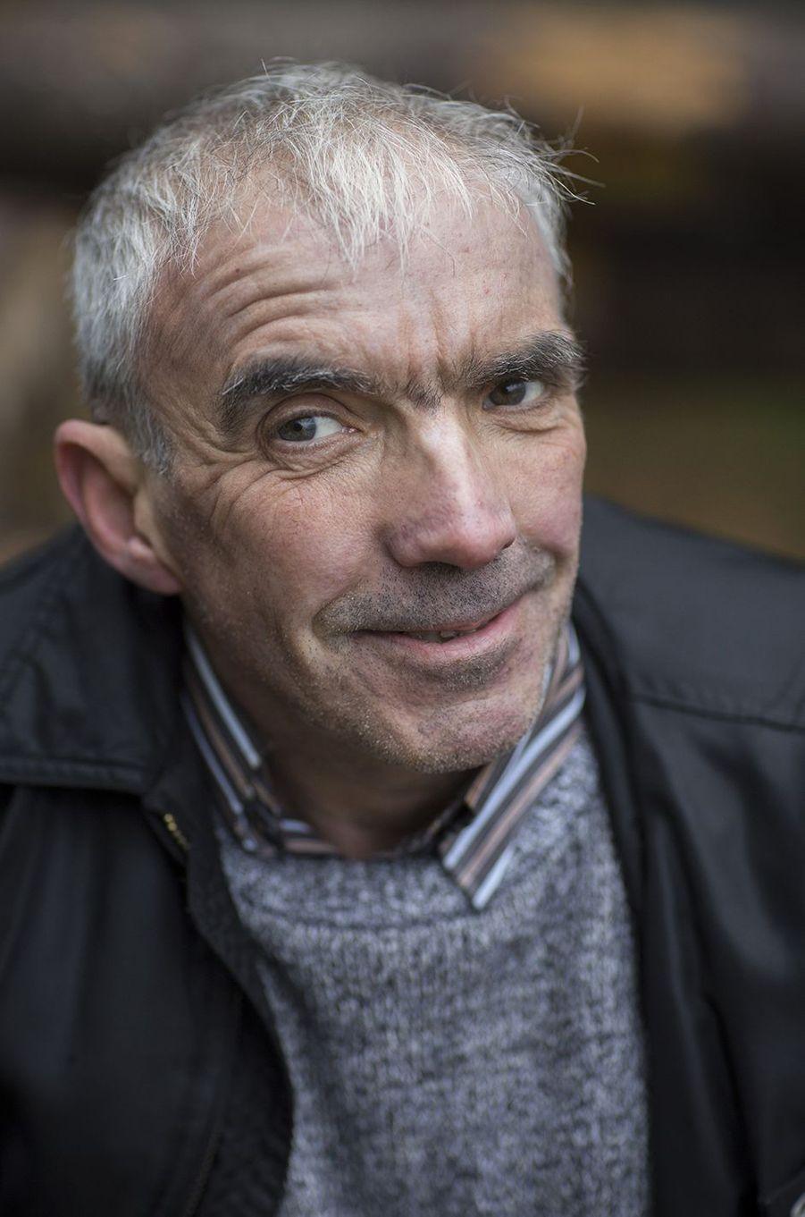 Philippe, 54 ans, éleveur de vaches laitières (Auvergne-Rhône-Alpes)