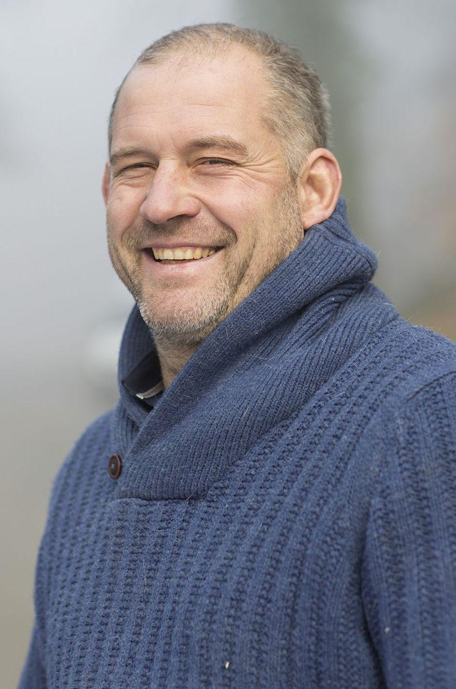 Laurent, 45 ans, éleveur de vaches allaitantes (Normandie)
